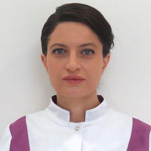 Тинатин Гоголашвили